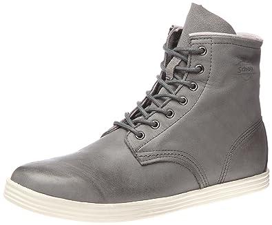 Schott Sturgis 1, Chaussures montantes homme - Noir (Black), 45 EU