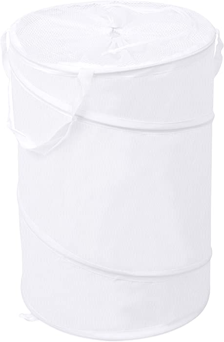 The Best Laundry Basket With Handles Plastic