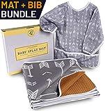 Amazon Com Happy Healthy Parent Silicone Baby Bibs Easily