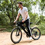 Speedrid Electric Mountain Bicycle Sport Bike 250W 36V 8Ah Battery Electric Bike With Full Suspension 2018 EBikes For Men