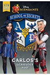School of Secrets: Carlos's Scavenger Hunt (Disney Descendants) Kindle Edition