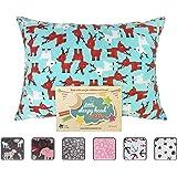 Little Sleepy Head Toddler Pillowcase - Cuddle Collection - Reindeer, 13 X 18