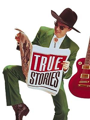 True Stories - Poster