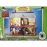 Madelineu0027s Old House In Paris Doll House (2000)   Rare/Retired