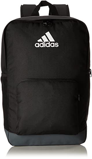 Adidas Tiro Backpack (One Size, Black/Dark Grey/White)