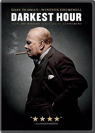Image result for darkest hour dvd