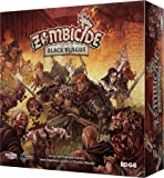 Asmodee - EFCMZB01 - Zombicide Black Plague