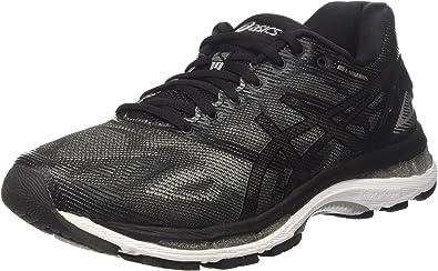 Asics Gel Nimbus 19, Zapatillas de Running Hombre, Negro (Black ...