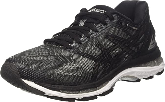 ASICS Gel Nimbus 19, Zapatillas de Running Hombre, UK: MainApps: Amazon.es: Zapatos y complementos