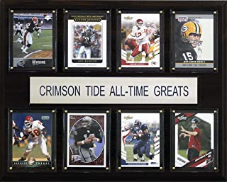product image for NCAA Football Alabama Crimson Tide All-Time Greats Plaque