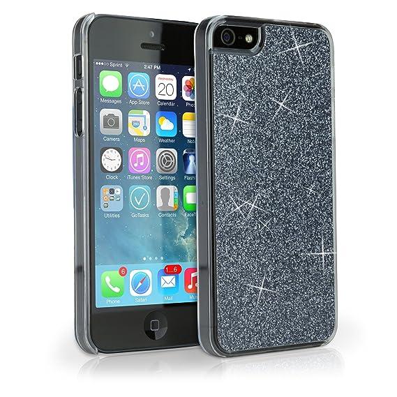 info for 49e9d 36ecb Amazon.com: BoxWave Glitter & Glitz iPhone 5s / 5 Case - Slim ...