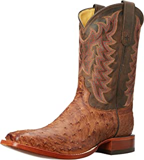 d4b5b5b7fa7 Amazon.com | Tony Lama Men's Vintage Smooth Ostrich Western Boot ...