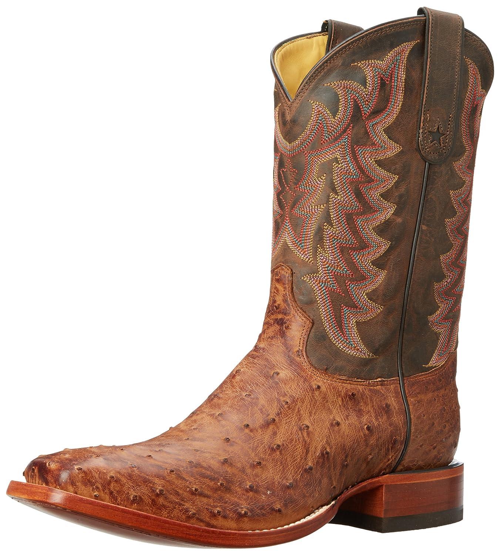 Tony Lama Men's Vintage Ostrich E9452 Western Boot
