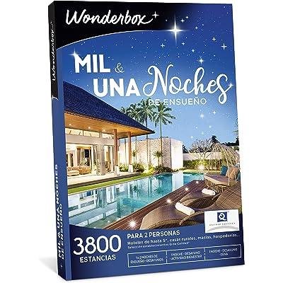 WONDERBOX Caja Regalo -MIL & UNA Noches DE ENSUEÑO- 3.800 estancias para Dos Personas