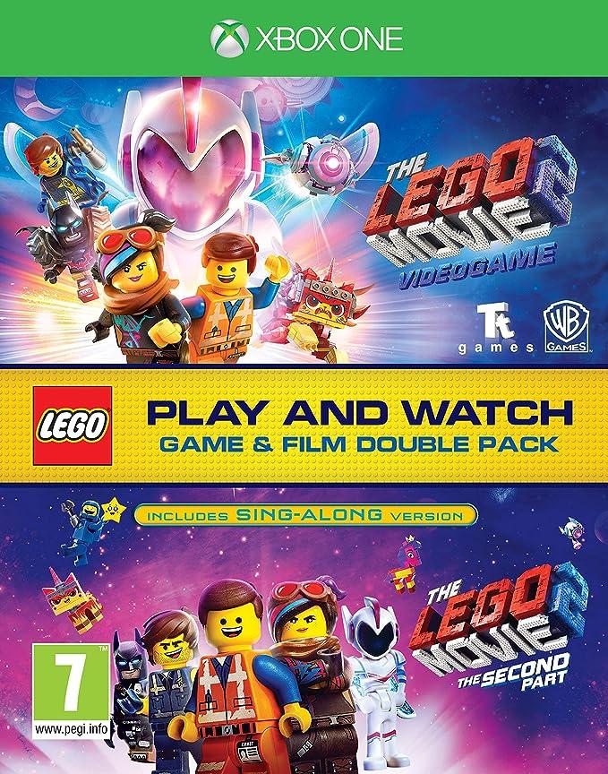 Lego Movie 2 Game & Film Double Pack - Xbox One [Importación inglesa]: Amazon.es: Videojuegos