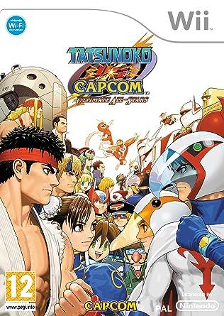 Capcom WII-TAVSC vídeo - Juego (Nintendo Wii, Lucha, T (Teen ...
