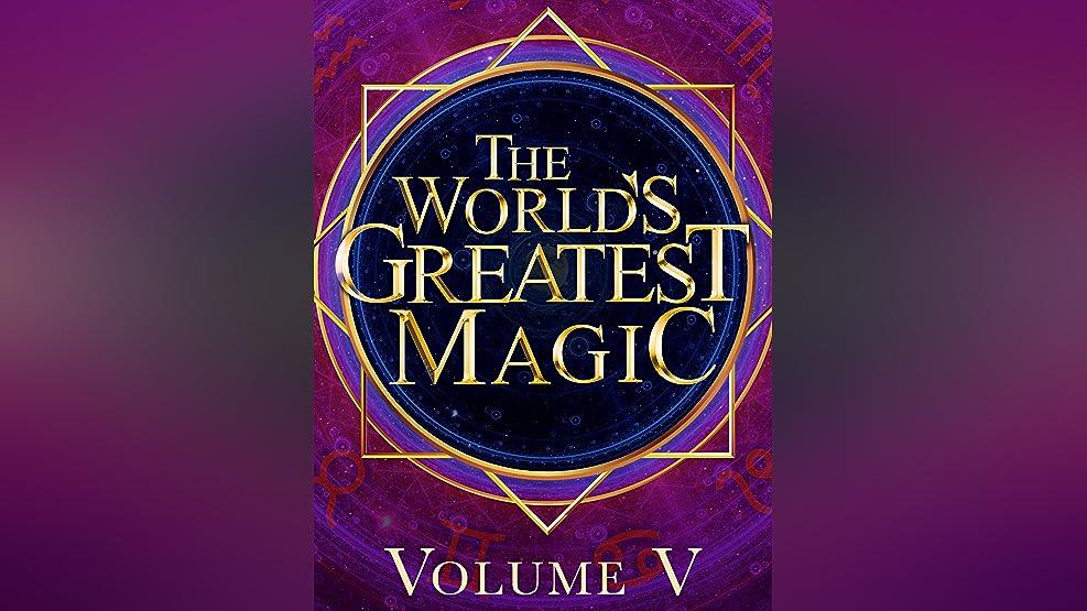 The World's Greatest Magic V [Español]
