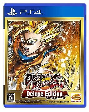 Amazon   【PS4】ドラゴンボール ファイターズ デラックスエディション   ゲームソフト
