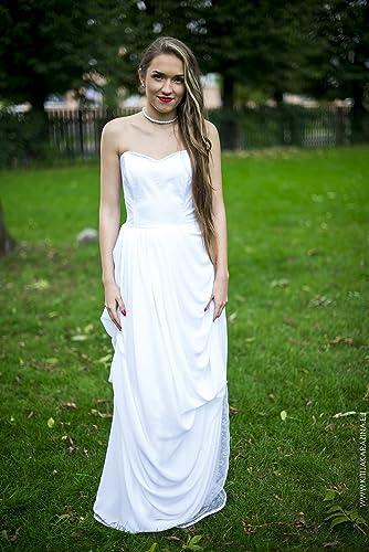 Snow White Wedding Dress 6