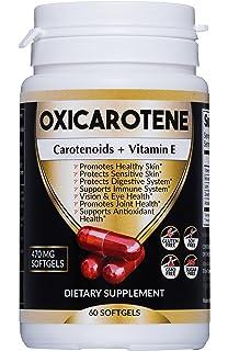 Elite Astaxanthin Supplement, 4 mg (60 Soft Gels) | A Strong, Antioxidant
