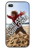 Apple iPhone 4S  Generic Case - Black - 'Create Your Own'