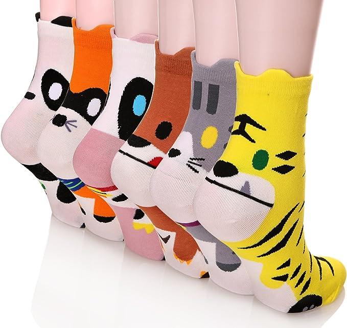 FREE pairThought Spaniel 2 pair gift bag women/'s bamboo crew sock