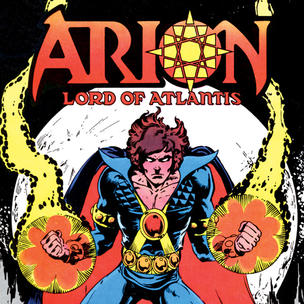 Arion, Lord of Atlantis (1982-1985) (Issues) (34 Book Series)