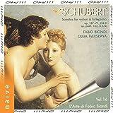 Schubert;Sonatas