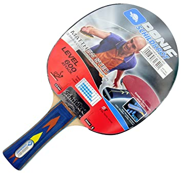 04a0aad7a0c Donic Schildkrot Syed 600 Table Tennis Bat  Amazon.co.uk  Sports ...