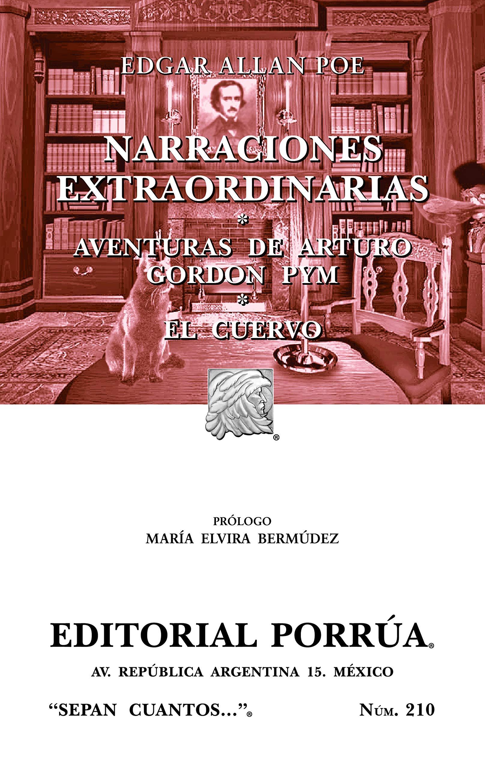 Read Online Narraciones extraordinarias. Av PDF
