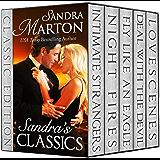 Sandra's Classics - The Bad Boys of Romance - Boxed Set: Classi Romance--Tender to Steamy!