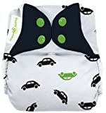 bumGenius Freetime All-in-One One-Size Snap Closure Cloth Diaper