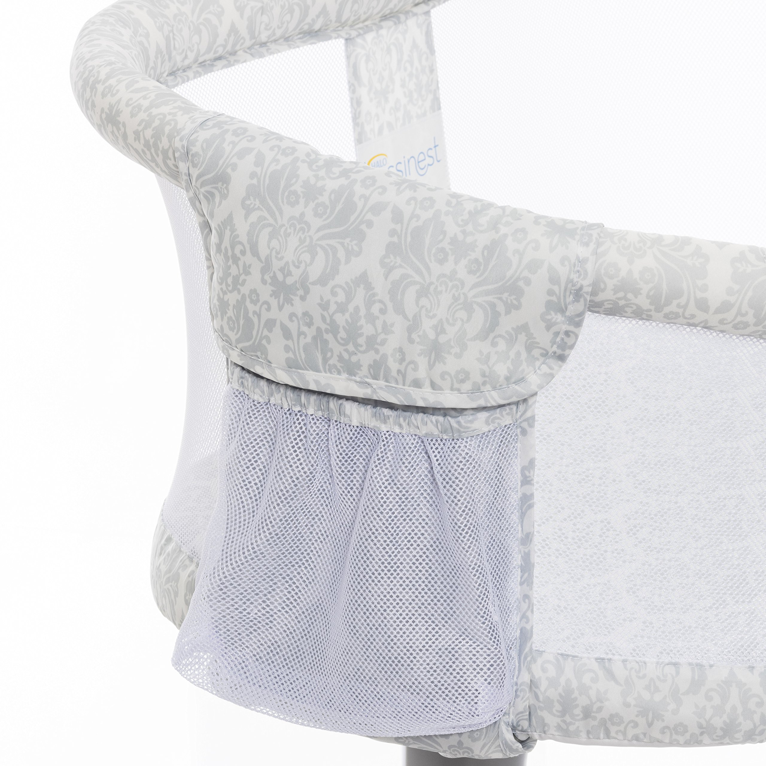 HALO Bassinest Swivel Sleeper – Premiere Series Bassinet by Halo (Image #9)