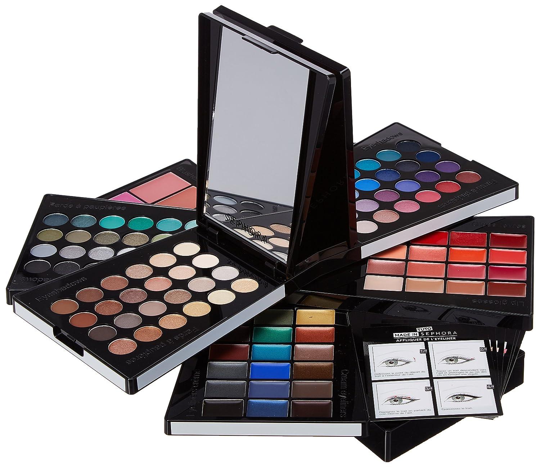 Amazon.com : SEPHORA COLLECTION Color Festival Blockbuster Makeup Palette : Beauty