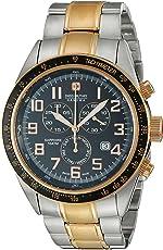 Swiss Military 6-5197.12.007 Reloj Clásico para Hombre (Plata, Hombre Estándar)