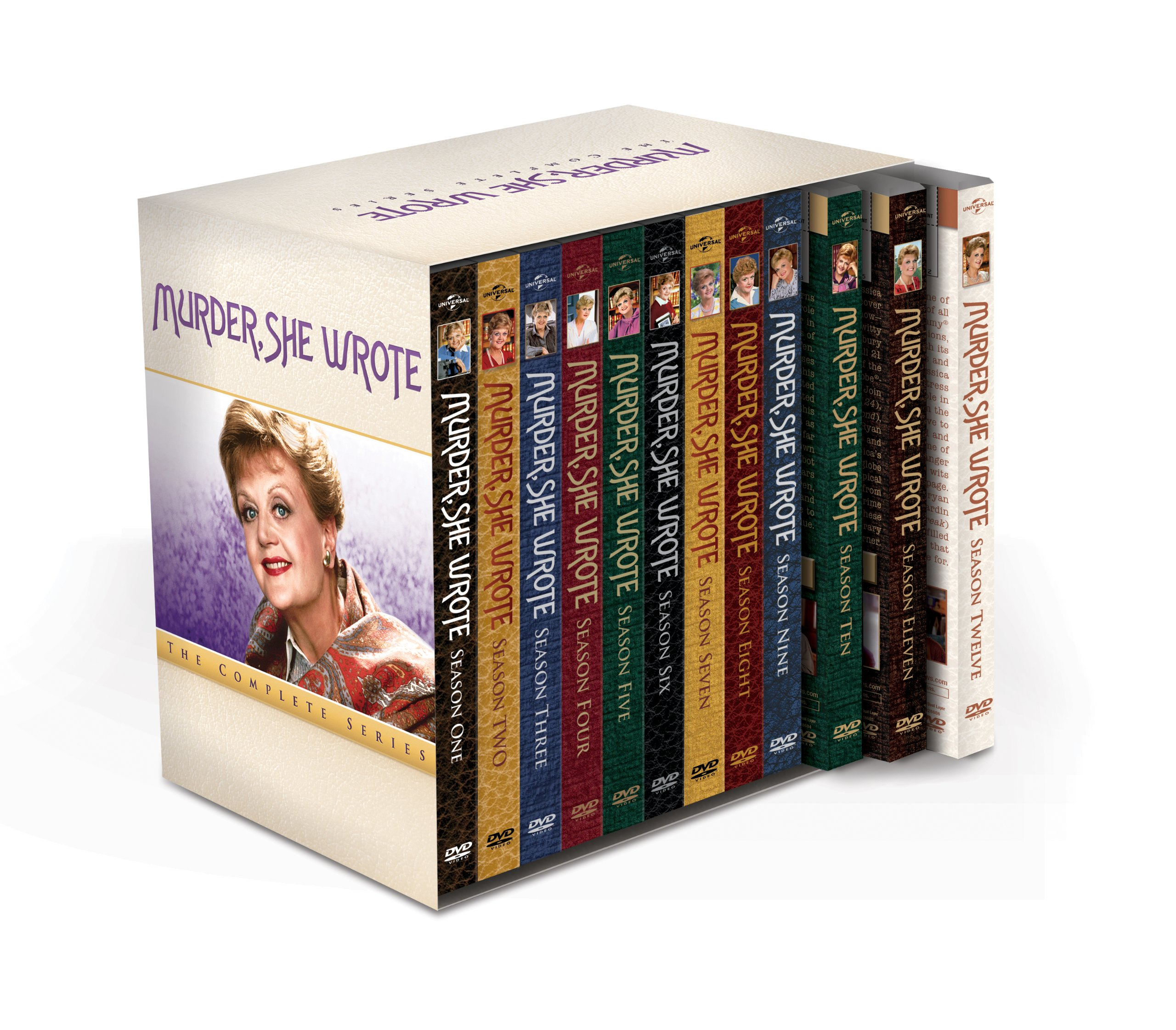 Murder, She Wrote: The Complete Series by Universal Studios
