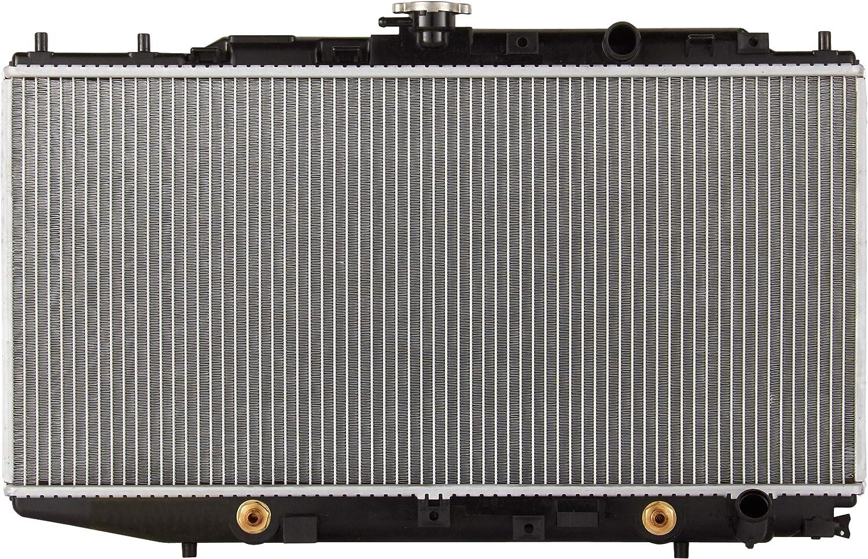Spectra Premium CU886 Complete Radiator for Honda//Toyota