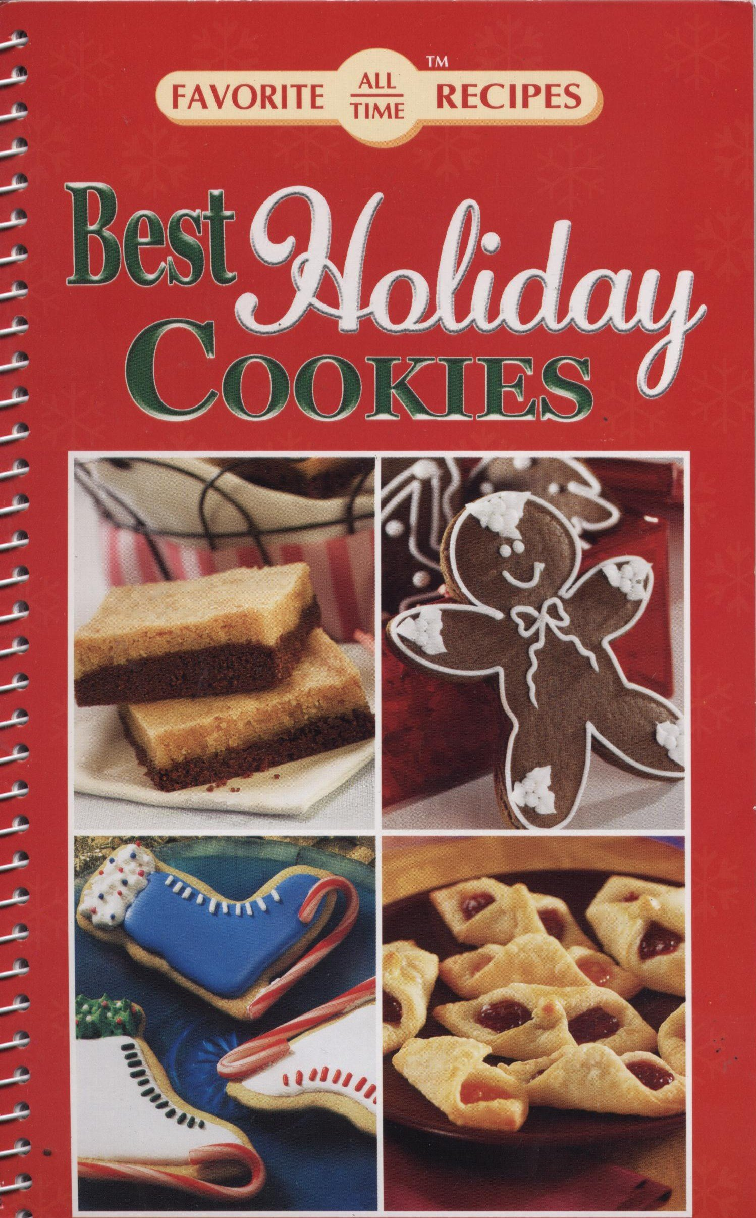 Download Best Holiday Cookies (Favorite All Time Recipes) pdf