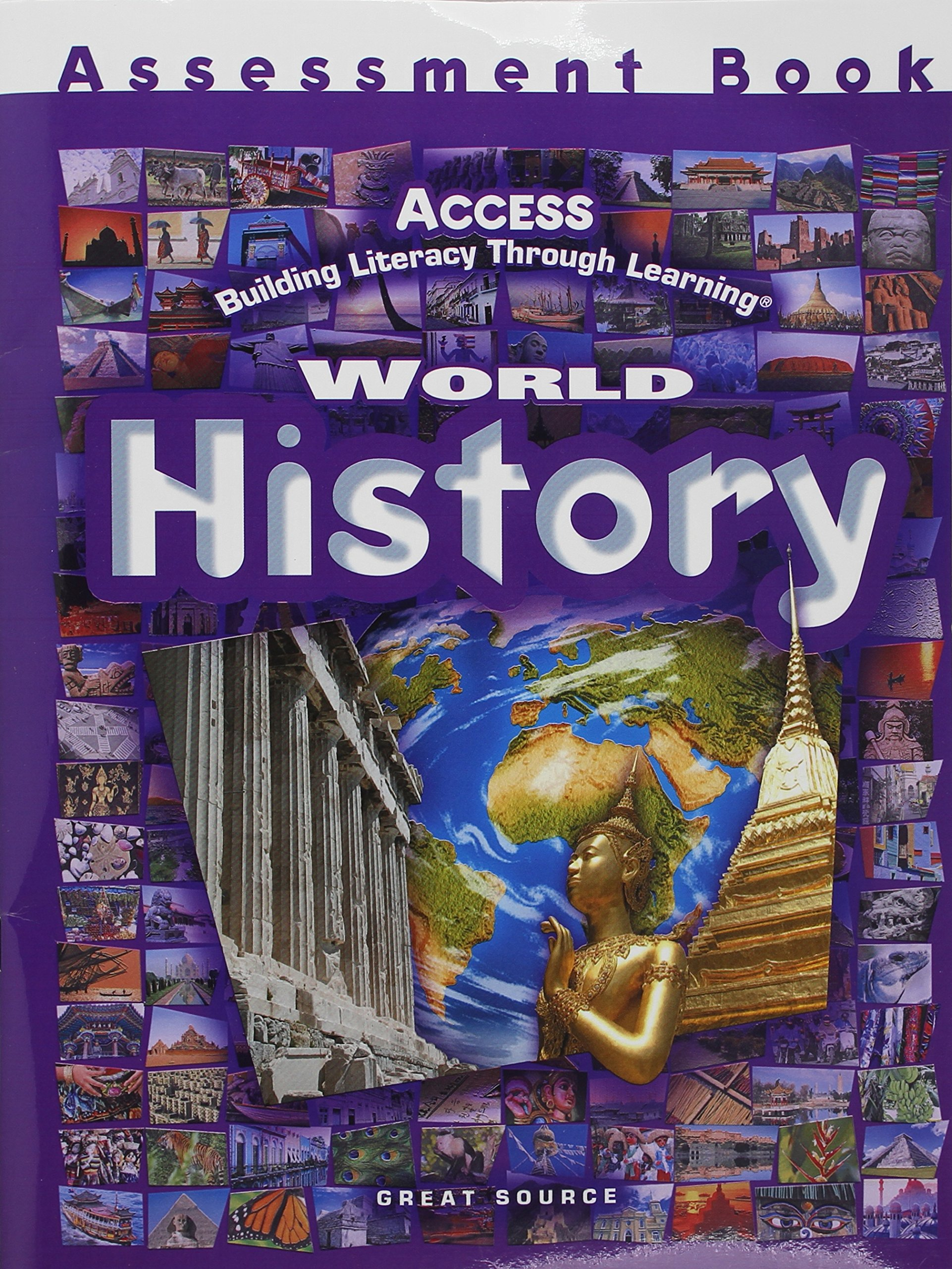 ACCESS World History: Assessment Book Grades 5-12