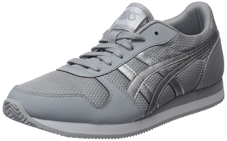 Asics Curreo II, Zapatillas de Running para Hombre 41.5 EU|Gris (Mid Grey/Silver 020)