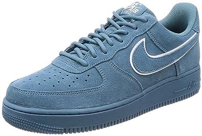 grand choix de 0976a bc9c6 Nike NIKEAA1117-400 Air Force 1 '07 Lv8 - Aa1117 - en Daim ...