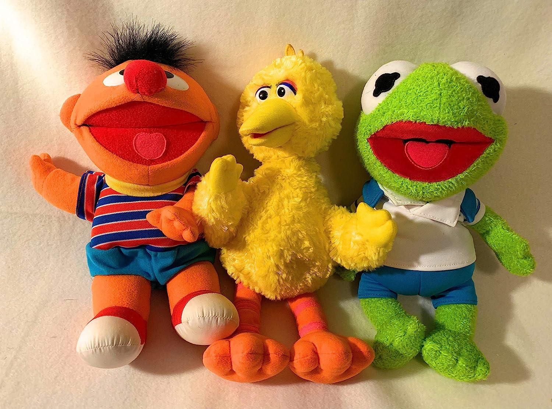 Weighted stuffed animal 2 lbs big bird washable weighted buddy sensory toy