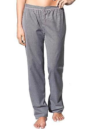 schönen Glanz erster Blick Schnäppchen für Mode Joop! Damen Pyjama-Hose Sylvia Baum Wolle Schlafanzug-Hose ...