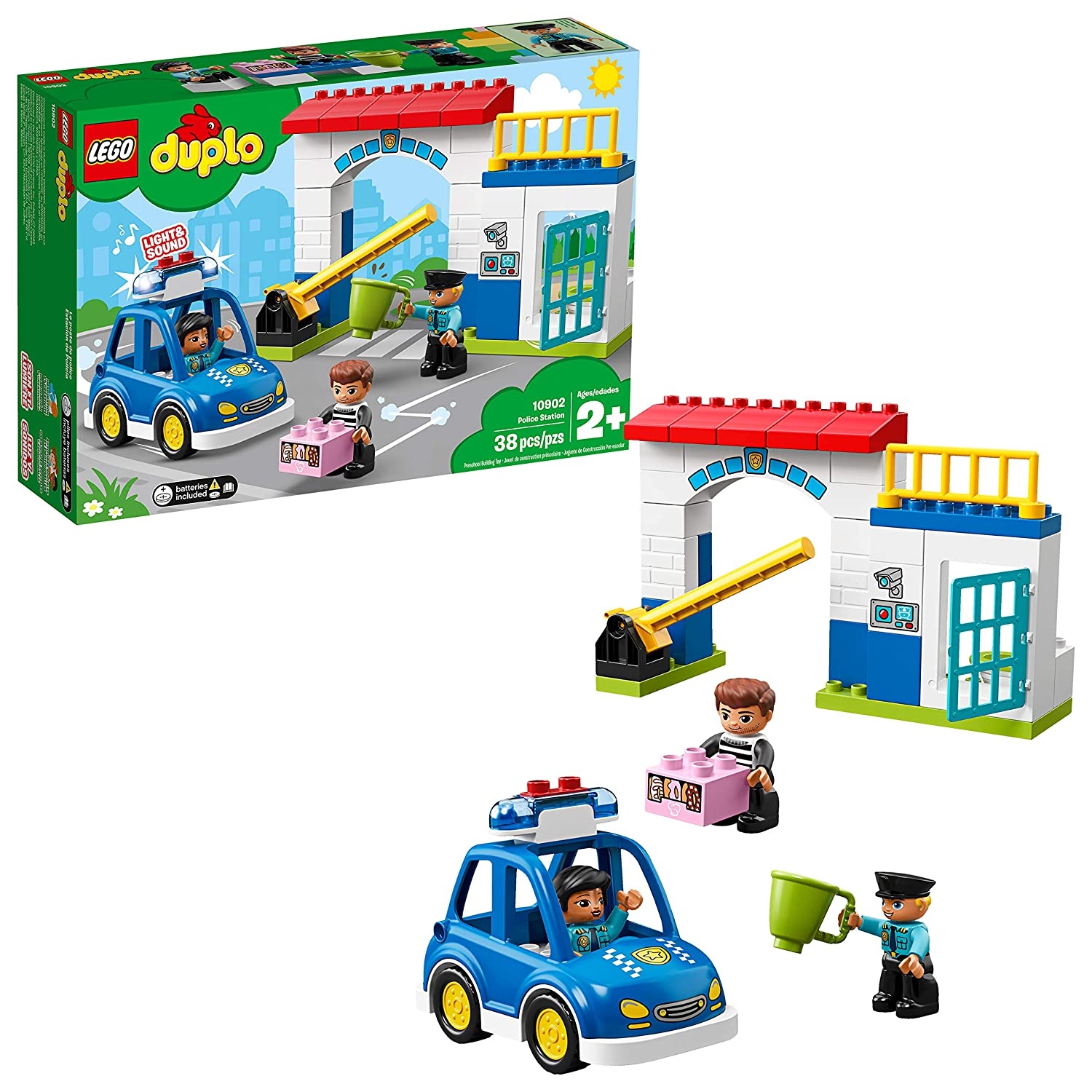 Top 9 Best LEGO Police Station Set Reviews in 2021 15