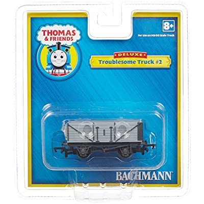 Bachmann Trains - THOMAS & FRIENDS TROUBLESOME TRUCK #2 - HO Scale: Toys & Games