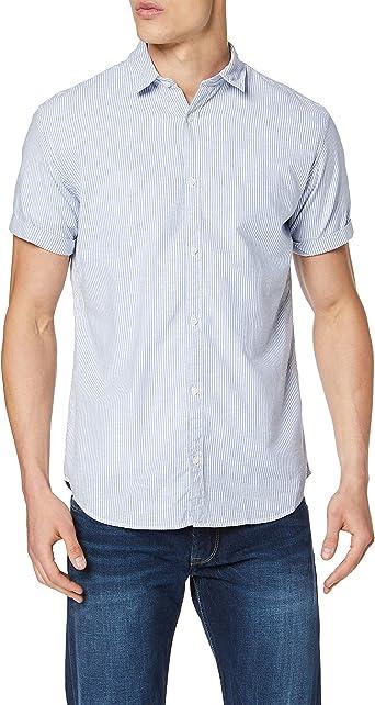 Jack & Jones Jprsummer Mix Shirt S/S Camisa para Hombre: Amazon.es: Ropa y accesorios