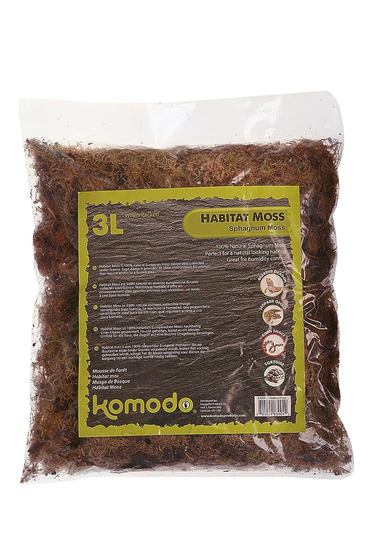 Komodo Habitat, mousse, 3l 83004