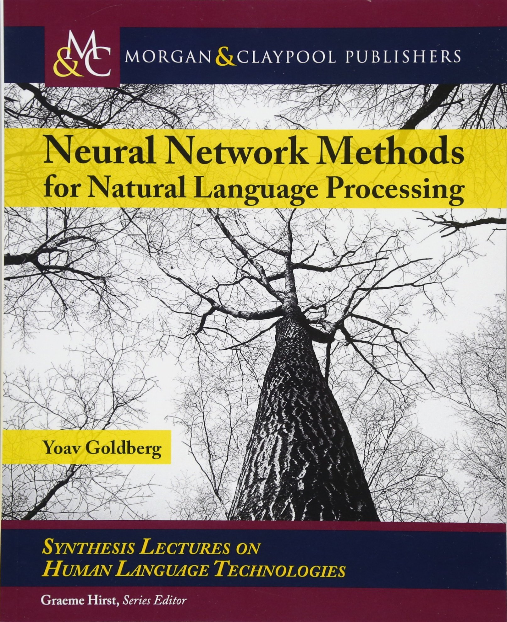 Neural Network Methods in Natural Language Processing (Synthesis Lectures on Human Language Technologies) by Morgan & Claypool Publishers