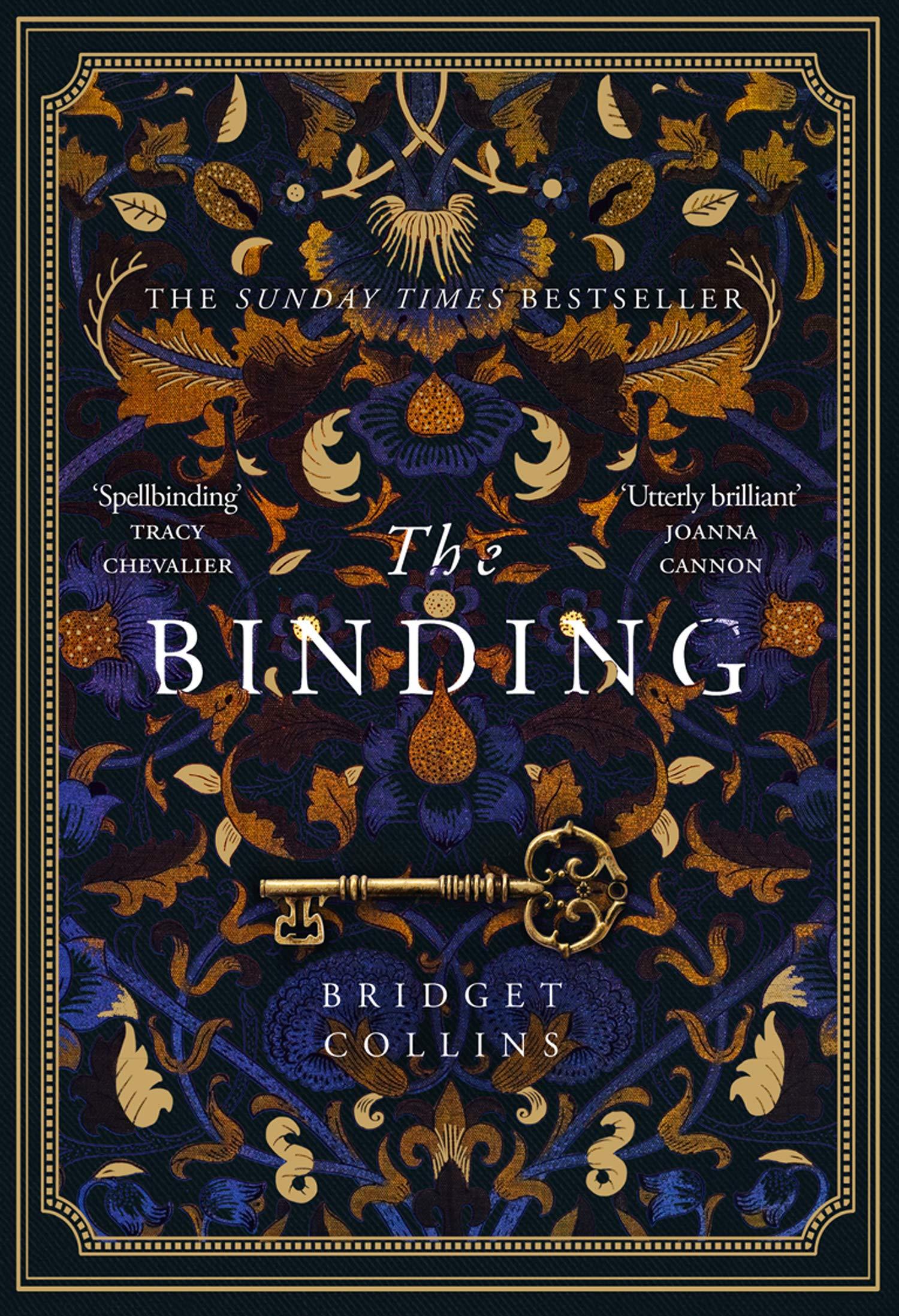 The Binding: Bridget Collins: 9780008272111: Amazon.com: Books
