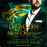 The Dragon of New Orleans: Treasure of Paragon Series, Book 1